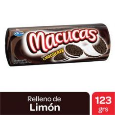 Galletitas Rellenas- Macuca 110Gr